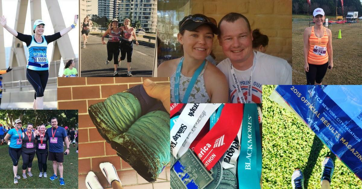 Serena Dot Ryan - The Value Of Running