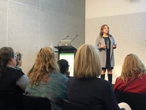 Lielette at QB Connect Melbourne 2019