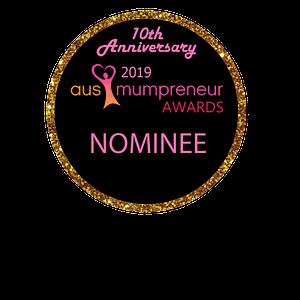Ausmumpreneur 2019 Nominee