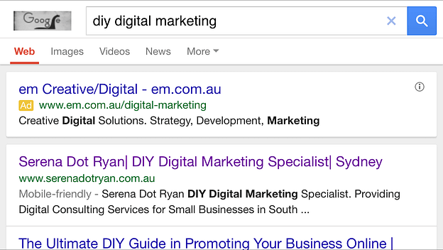 Serena Dot Ryan - Content Creation SEO