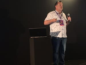 David Kenney at StartCon