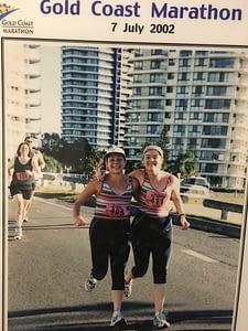 Serena Dot Ryan - 2002 Gold Coast Marathon