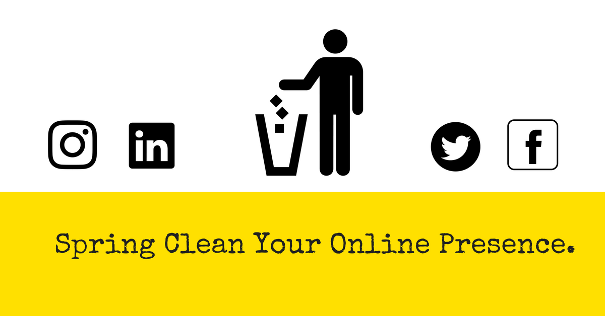 Serena Dot Ryan - Spring Clean Your Online Presence